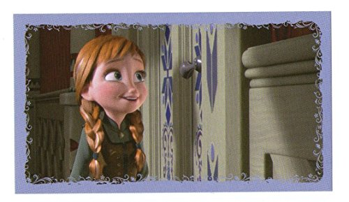 Disney Frozen Anna Individual Sticker No.A3