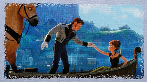 Disney Frozen Individual Hans & Anna Sticker No.38