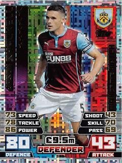 Match Attax 2014/2015 Jason Shackell Man Of The Match 14/15