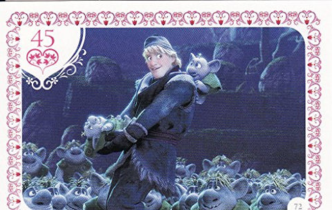 Disney Frozen Kristoff Movie Story Trading Card #72