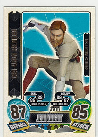 Star Wars Force Attax 5 Obi-Wan Kenobi Force Master