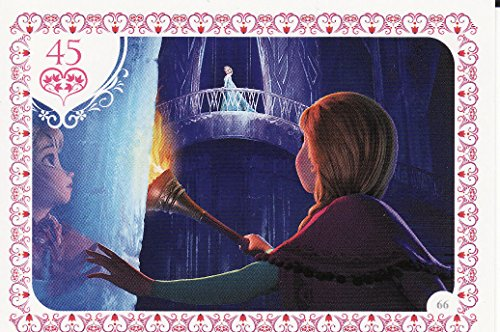 Disney Frozen Anna & Elsa Movie Story Trading Card #66