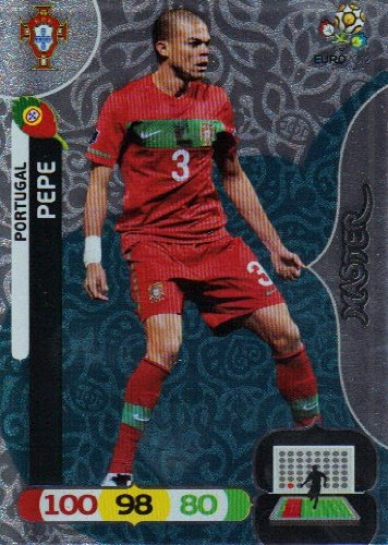 EURO 2012 Adrenalyn XL Master Card - Pepe