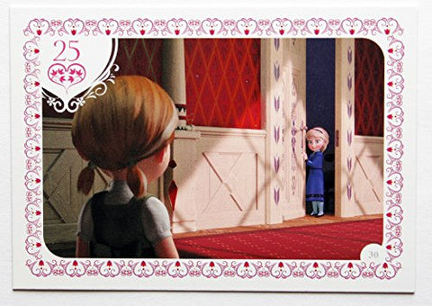 Disney Frozen Anna & Elsa Movie Story Trading Card #30
