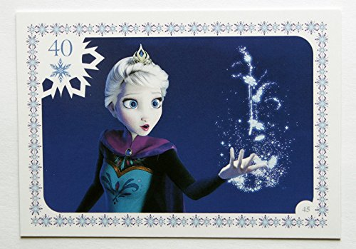 Disney Frozen Elsa Movie Story Trading Card #45