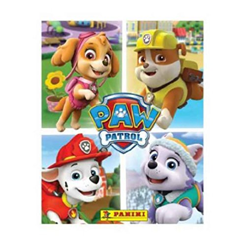 Paw Patrol A Year Of Adventures (Full Booster Box) 50 Packs Of Stickers