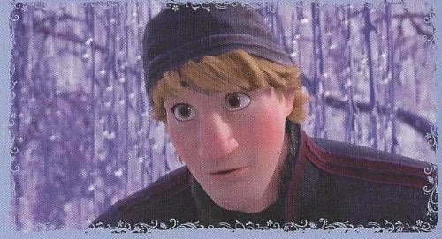 Disney Frozen Individual Kristoff Sticker No.105