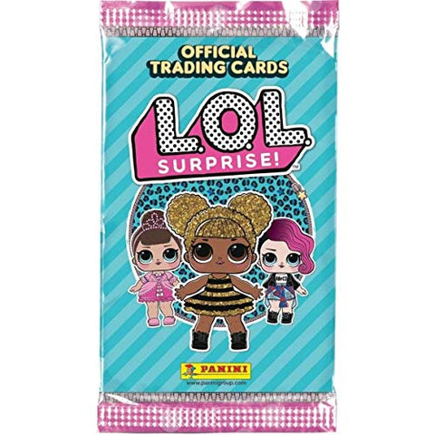 L.O.L. Surprise! Trading Card Collection (Full Booster Box) 50 Packs