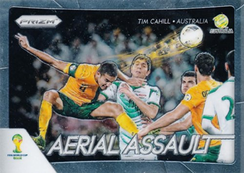 Prizm World Cup Panini Brazil 2014 Aerial Assult # 3 Tim Cahill Australia