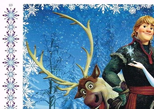 Disney Frozen Puzzle Trading Card #89