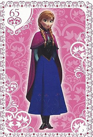Disney Frozen Regular Character Anna Trading Card #3