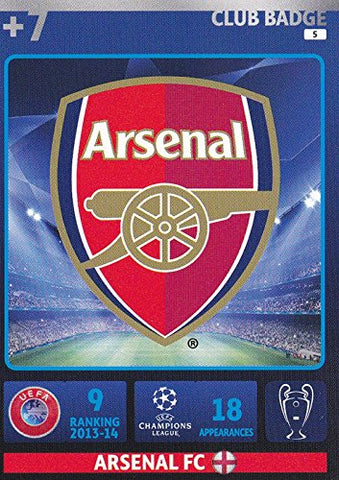 Champions League Adrenalyn XL 2014/2015 AFC Ajax Club Badge 14/15