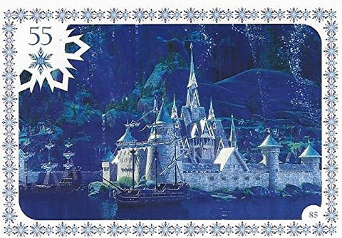 Disney Frozen Movie Story Trading Card #85