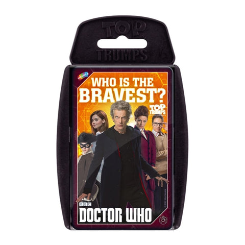 Top Trumps - Dr Who 9 - Specials