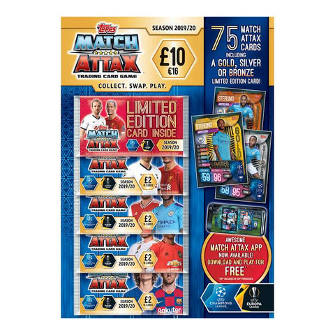 Match Attax 2019/20 Trading Card Mega Multipack