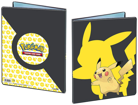 Ultra Pro - 9 Pocket Portfolio - Pokemon Pikachu 2019