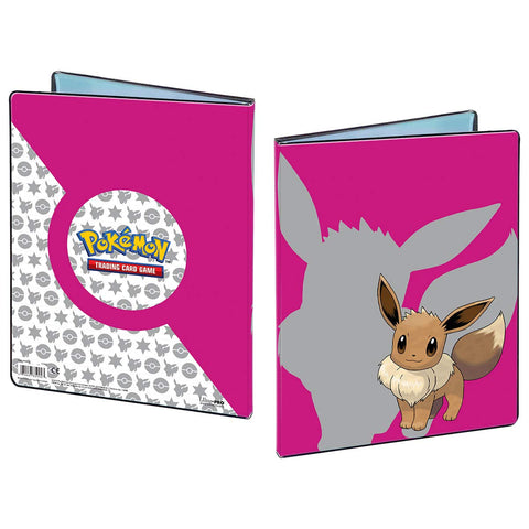 Ultra Pro - 9 Pocket Portfolio - Pokemon Eevee 2019
