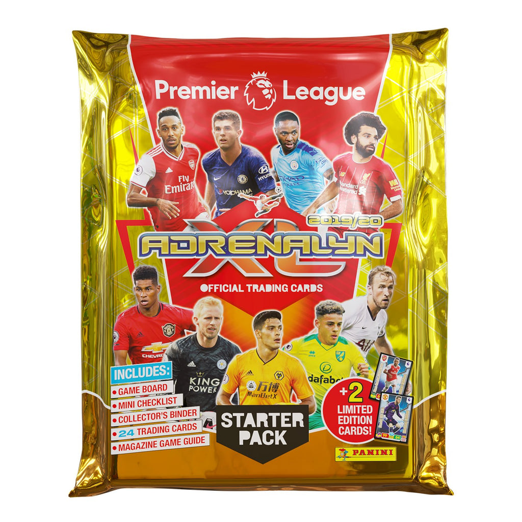 Premier League 2019/20 Adrenalyn XL Starter Pack