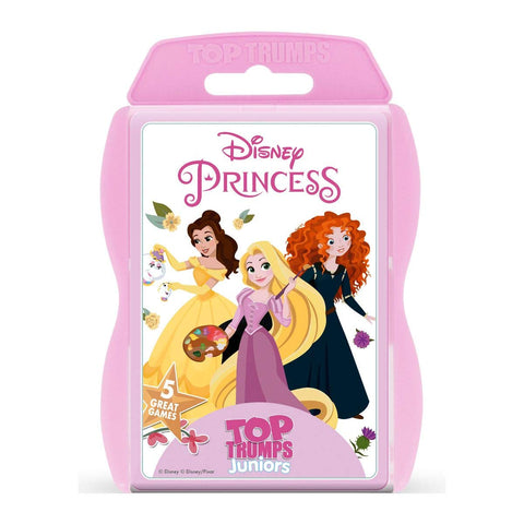 Top Trumps - Disney Princess (Junior) - Specials