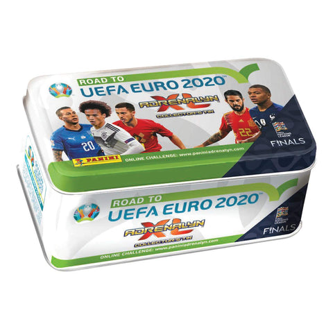 Panini Road To Euro 2020 Adrenalyn XL 2019 Classic Tin