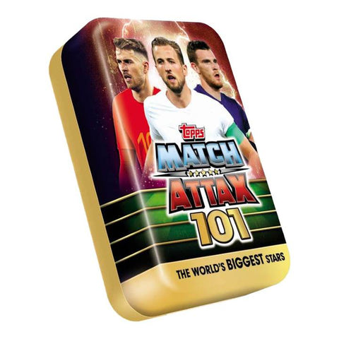 Match Attax 101 Trading Card Mega Tin