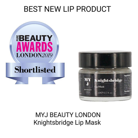 Pure Beauty Awards 2019 - Best New Lip Product - Knightsbridge Lip Mask
