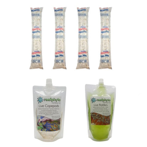 Ultimate Live Reef Food Bundle