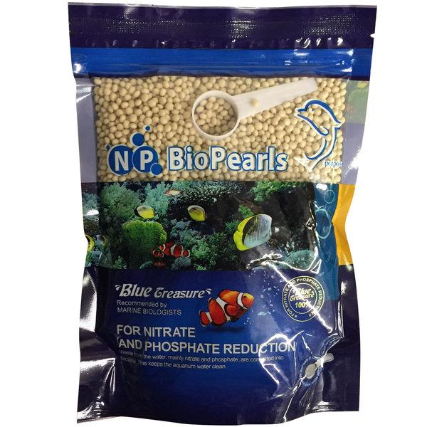 NP BioPearls Filter Media