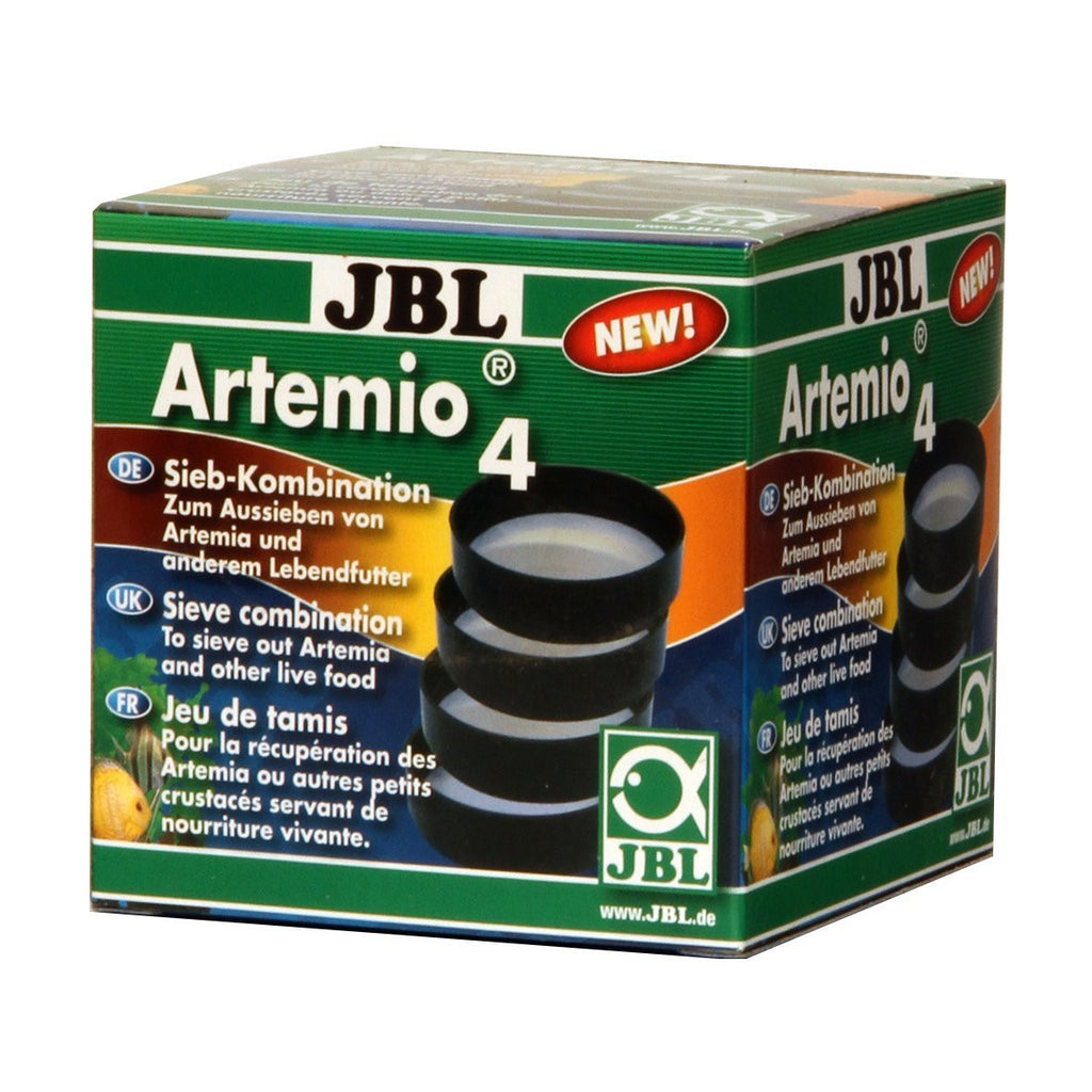 JBL Artemio 4 Sieve Combination-Reefphyto Ltd