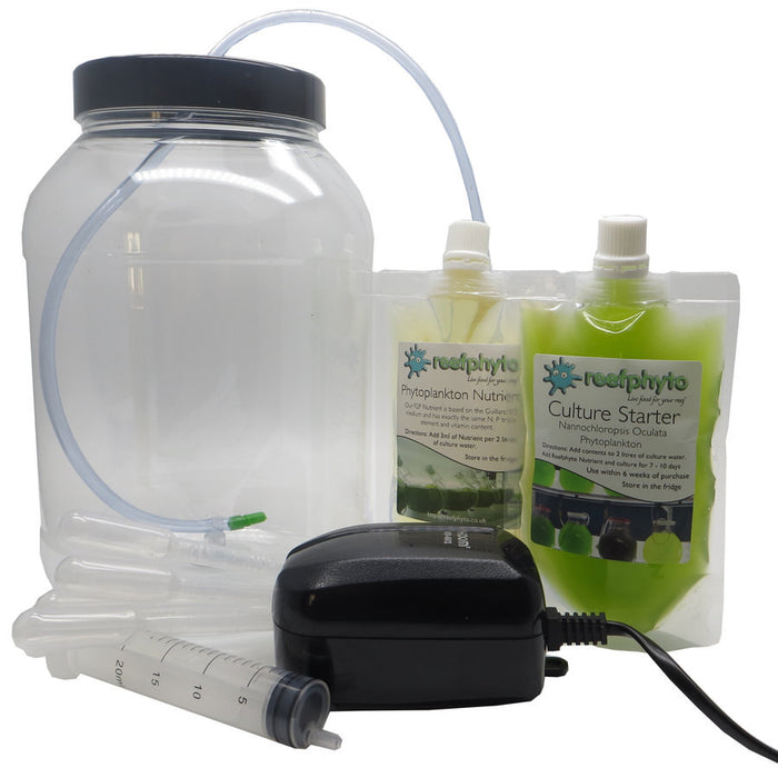 Phytoplankton Culture Kit-Reefphyto Ltd