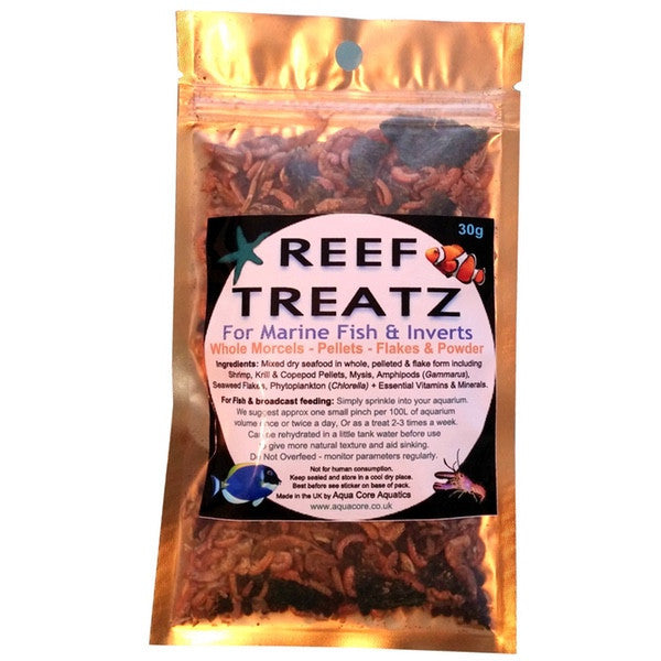 Reef Treatz - Fish / Invert & Coral Food-Reefphyto Ltd