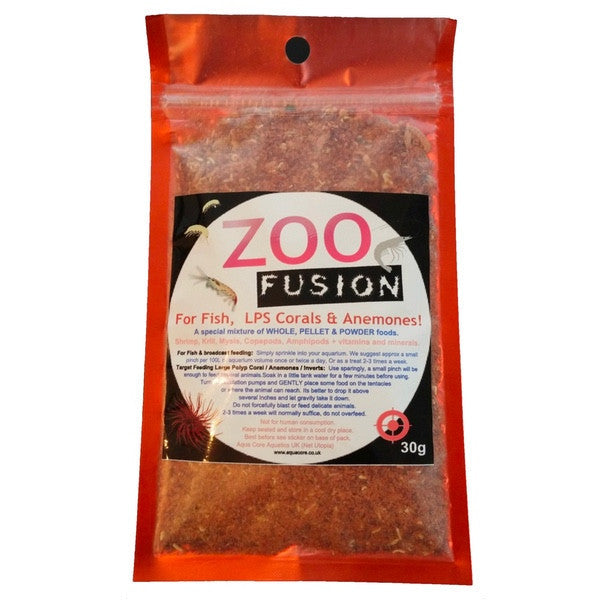 Zoo Fusion - LPS / Anemone Food-Reefphyto Ltd