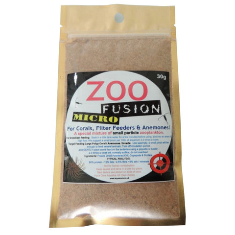 Zoo Fusion Micro - LPS / Anemone Food-Reefphyto Ltd