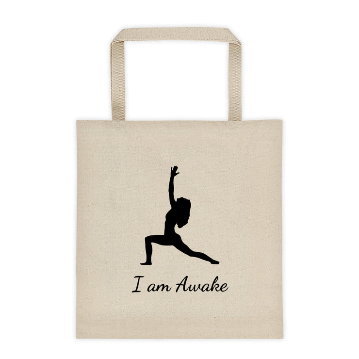 I am Awake - Affirmation Tote bag