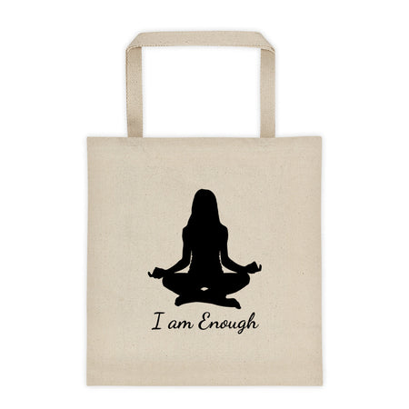 I am Enough - Affirmation Tote bag