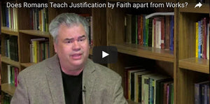 Faith alone and the doctrine of justification in Romans with Gary Michuta