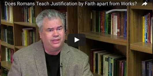 Does Romans Teach Justification by Faith apart from Works?  An Introduction to the Debate