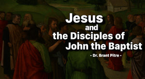 Jesus and the Disciples of John the Baptist