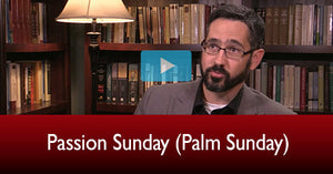 Palm Sunday, Year A