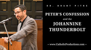 Peter's Confession and the Johannine Thunderbolt