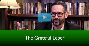 The Grateful Leper
