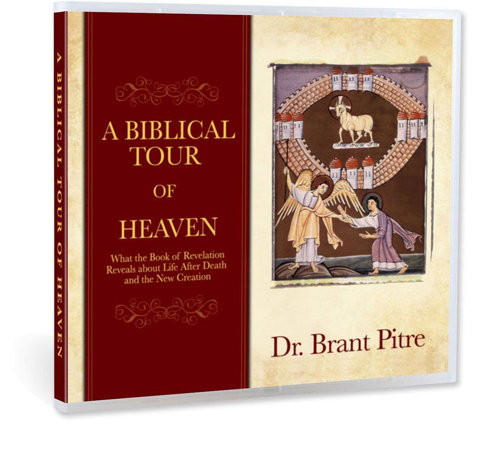 A Biblical Tour of Heaven CD
