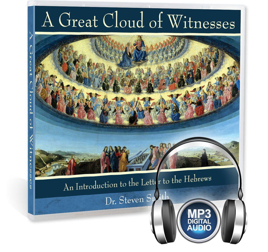 A Bible Study on the book of Hebrews MP3