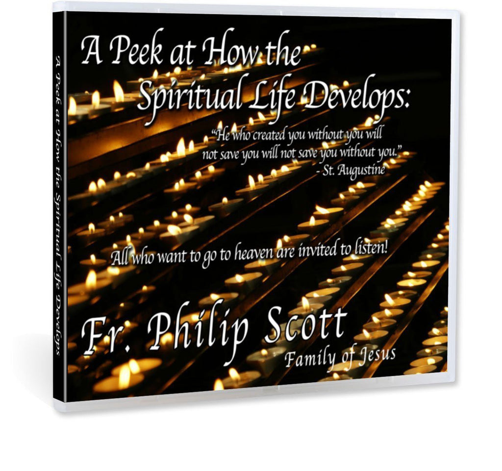 The Spiritual Life and Prayer CD