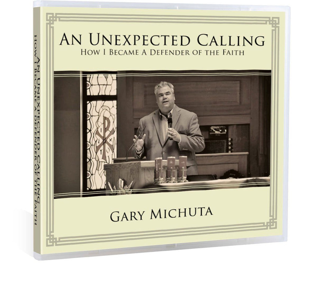 A Catholic conversion story with Gary Michuta CD