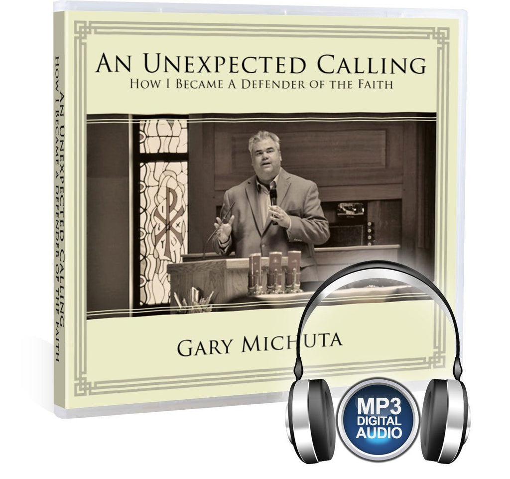 A Catholic conversion story with Gary Michuta MP3