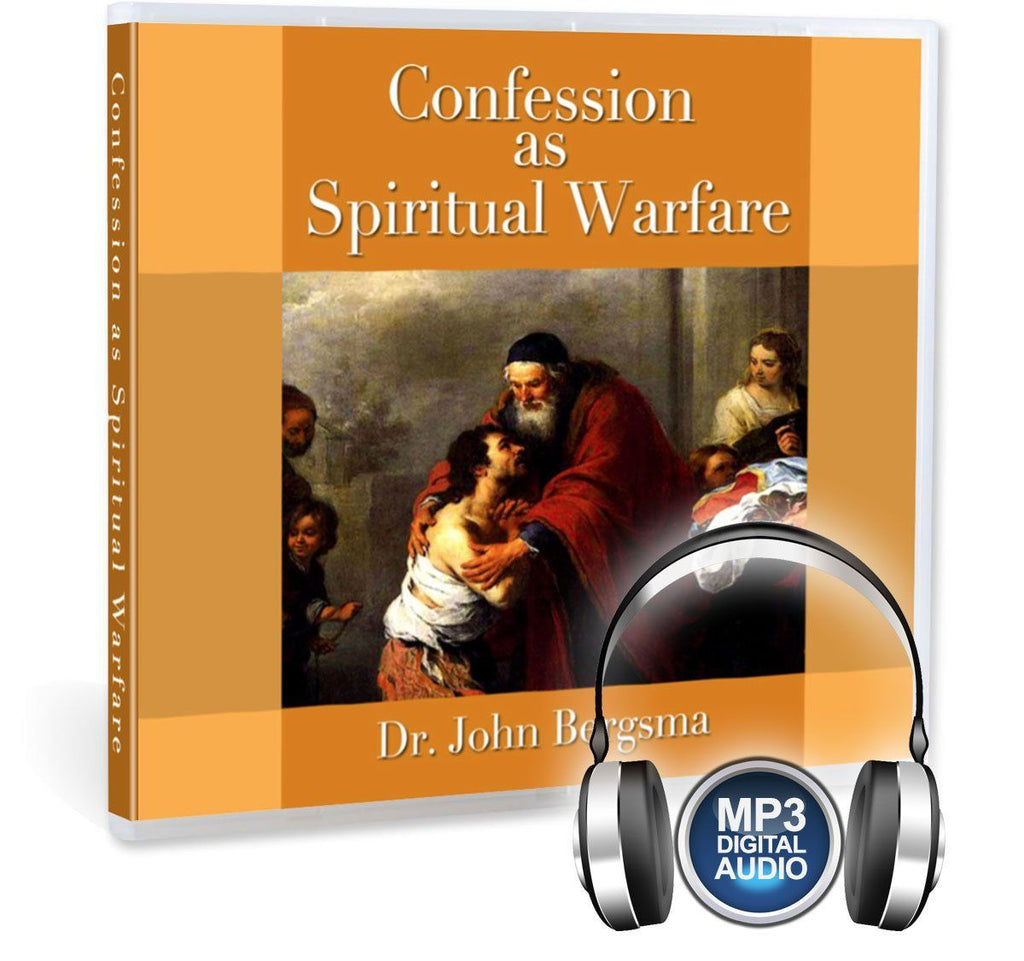How John Bergsma came to realize the importance of confession MP3