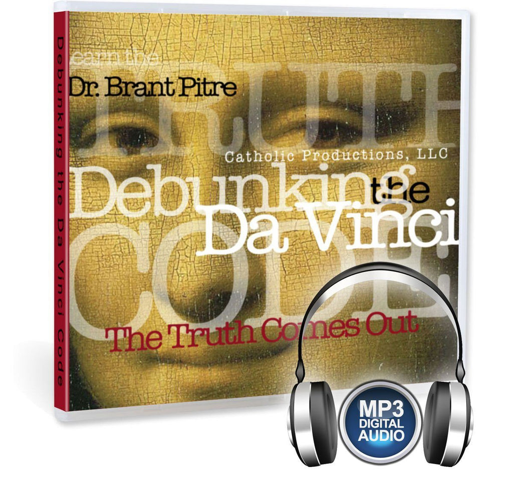 Explaining the errors in Dan Brown's book, The Da Vinci Code, and why it matters CD