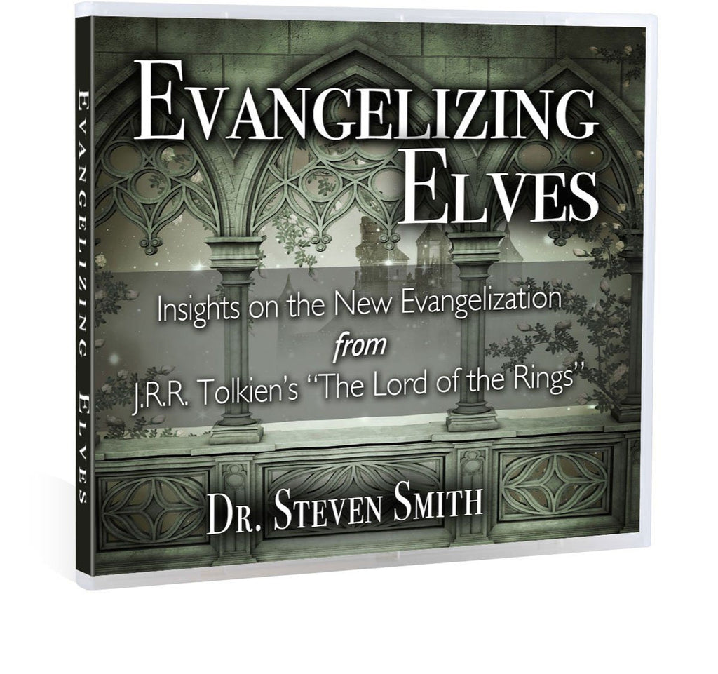 Dr. Steven Smith uses clues from the Lord of the Rings to help Catholics evangelize CD
