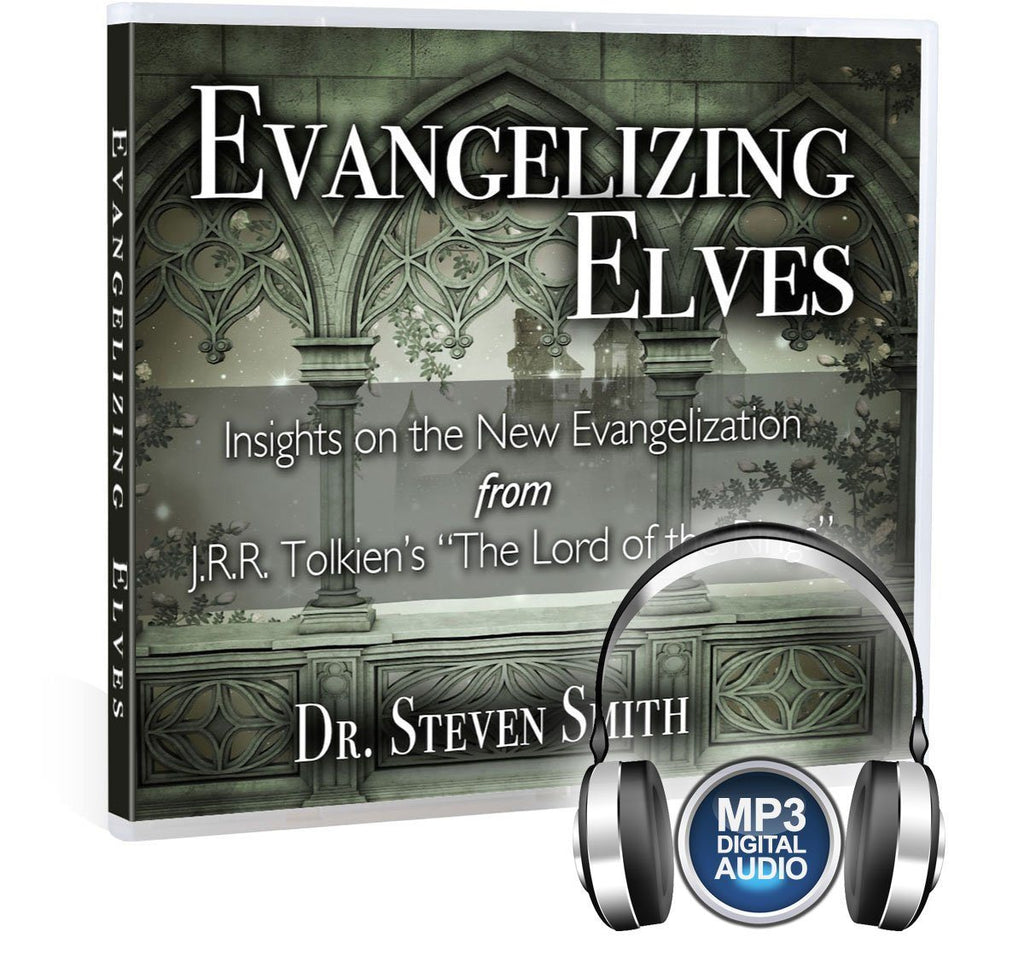 Dr. Steven Smith uses clues from the Lord of the Rings to help Catholics evangelize MP3